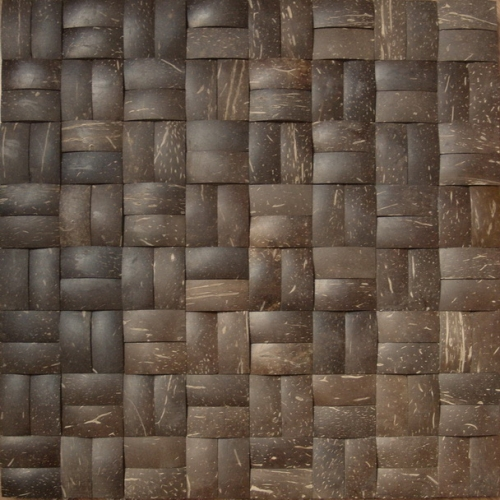 JHK-31-01 Coconut Mosaic Tile