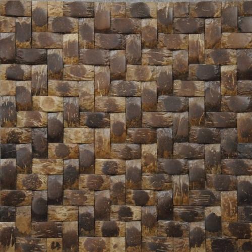 JH-K47-05 Herringbone Coconut Mosaic