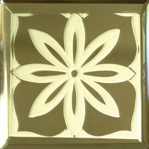 Designer Modular Glass BG8047 Gold