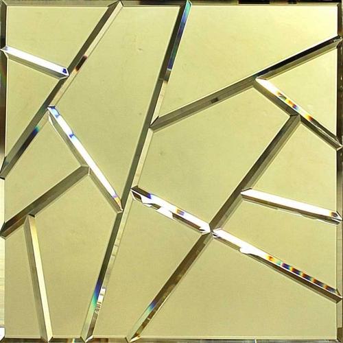 Designer Modular Glass BG8064 Gold
