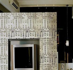 Designer Modular Glass BG8065 Silver Project