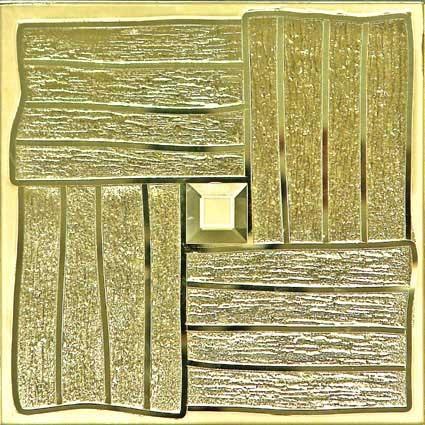 Designer Modular Glass BG8070 Gold