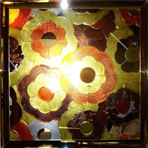 Contemporary Art Glass Glass001