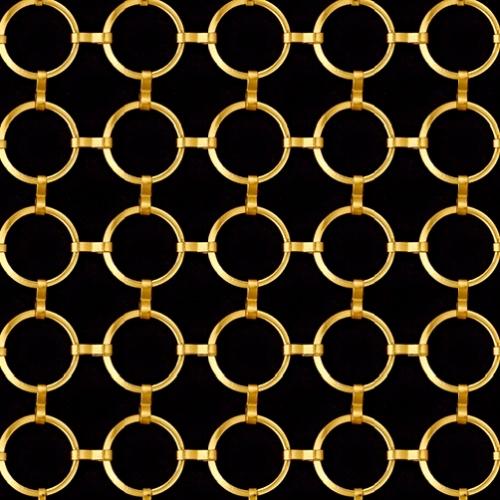 2-Sku_YB-2571_Interlocking_Ring_drapery_YBmodern_drapery_hospitality_partition_divider