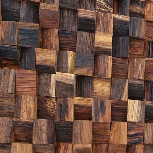 SAP01 Rustic artistic_ wall_ mosaic_ tile _wood_ by_ global trends