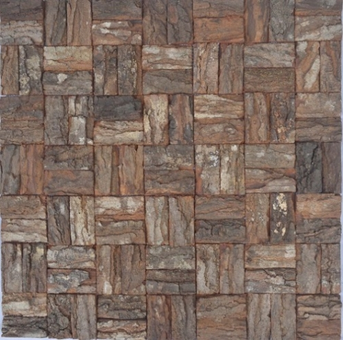 JV-WDB602 Bark Wood Tile