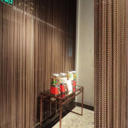 Metal Drapery Projects Architectural Design Hardware